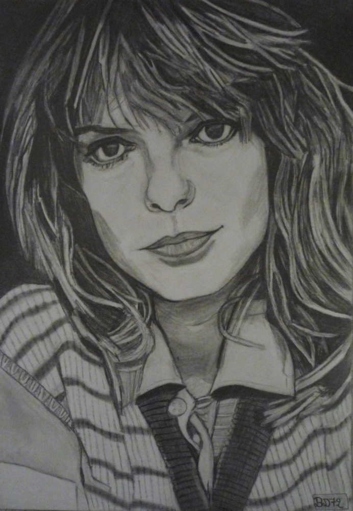 France Gall by beasalsa